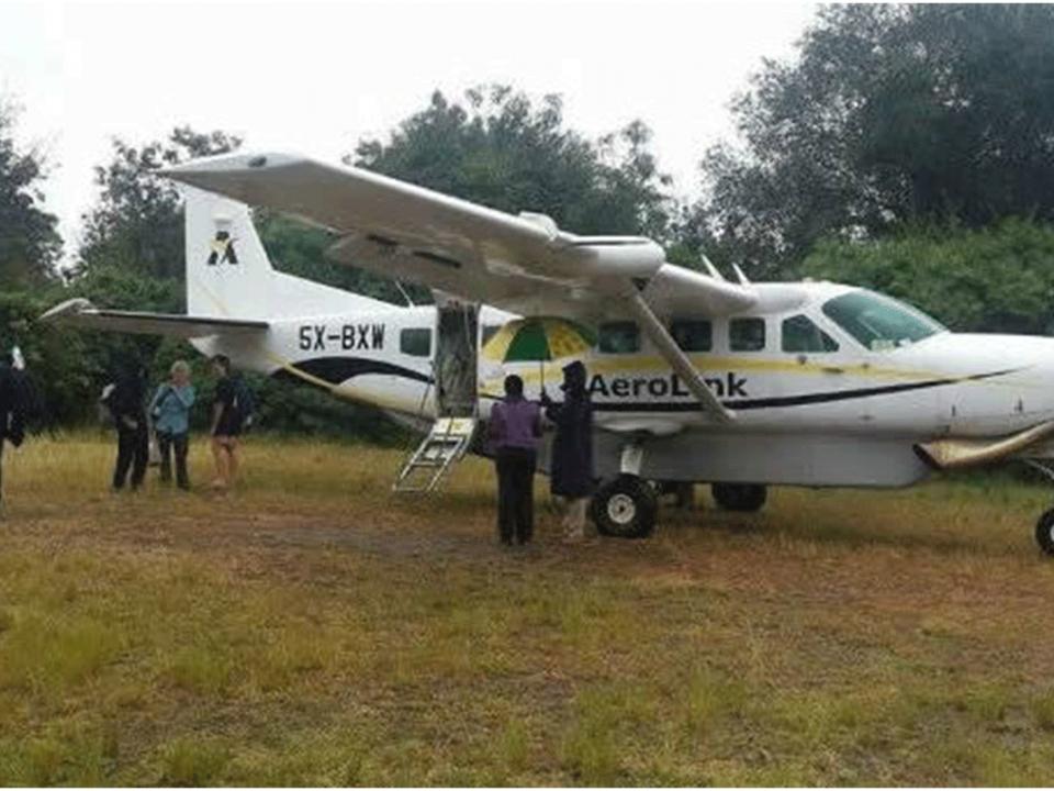 domestic flights from Entebbe to Kihihi - Fly to Kihihi