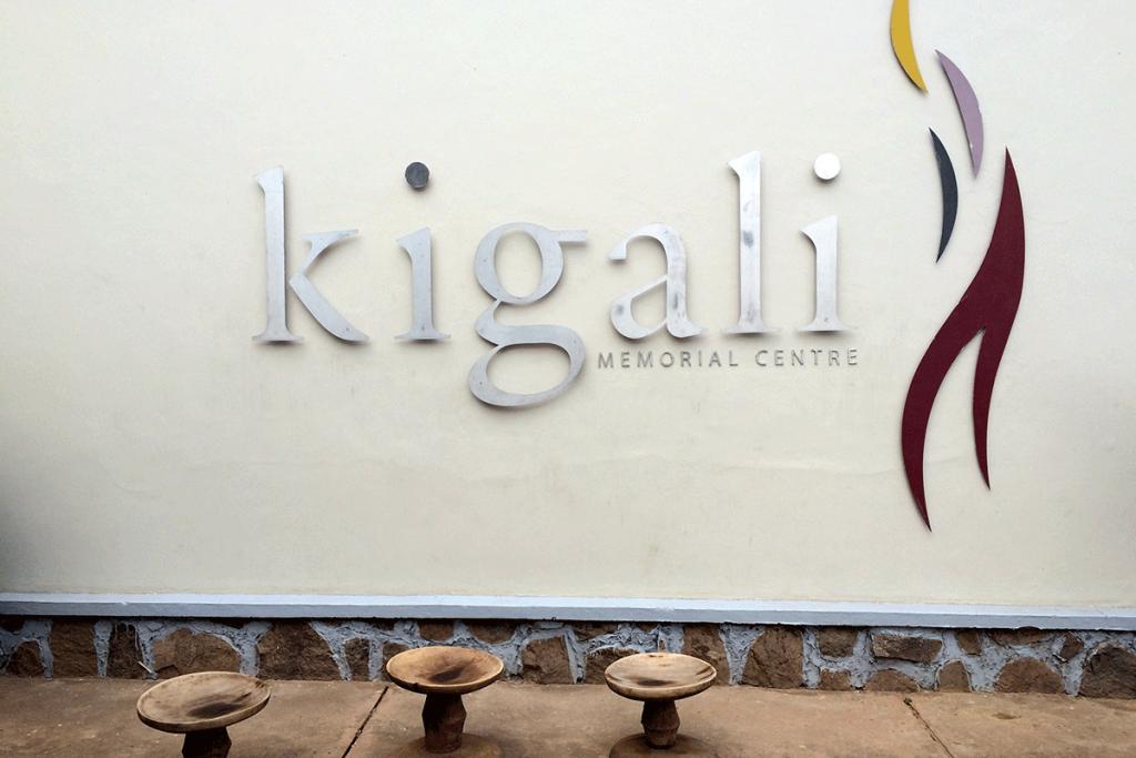 Kigali City - Belgian Peacekeepers Memorial